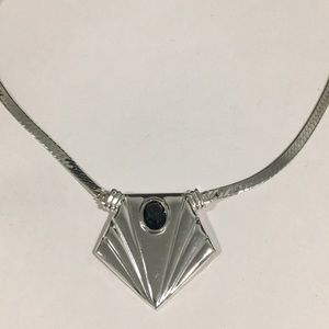 """Jewelry - Sterling Silver 925 Pendant Necklace 14"""""""